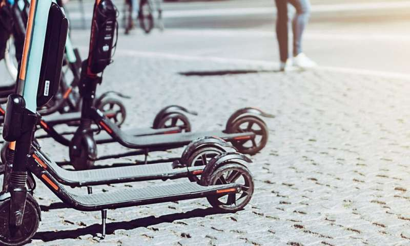 E-scooters: the impact their legalisation would have in the UK