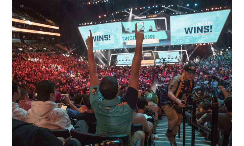 Esports league starts strong on ambitious global schedule