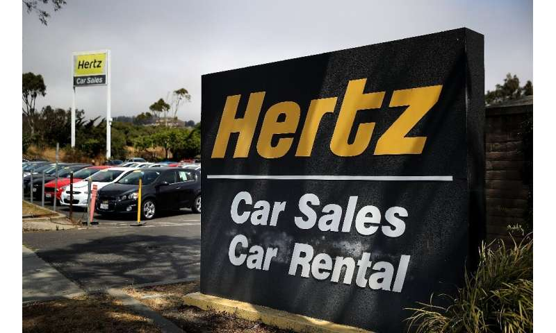 Established in 1918 with only a dozen cars, the global car rental giant had survived the Great Depression and numerous American