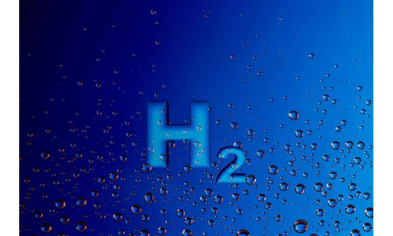 Etching the road to a hydrogen economy using plasma jets