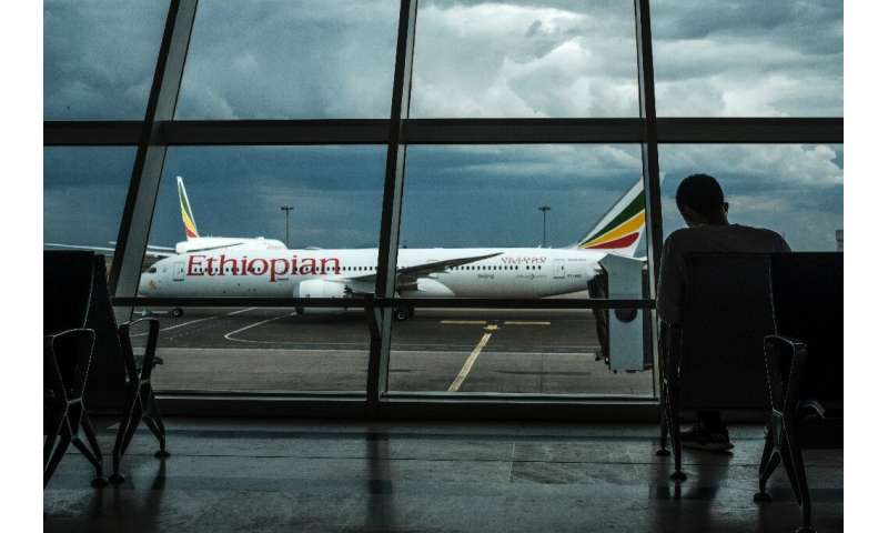 Ethiopian Airlines, the biggest carrier in Africa, has axed most of its scheduled flights because of the pandemic—it is looking