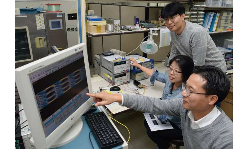 ETRI develops optical communications technology to double data transfer speed