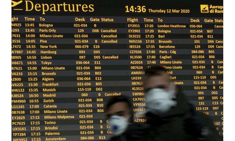 EU agency seeks airline, airport input on new virus guidance