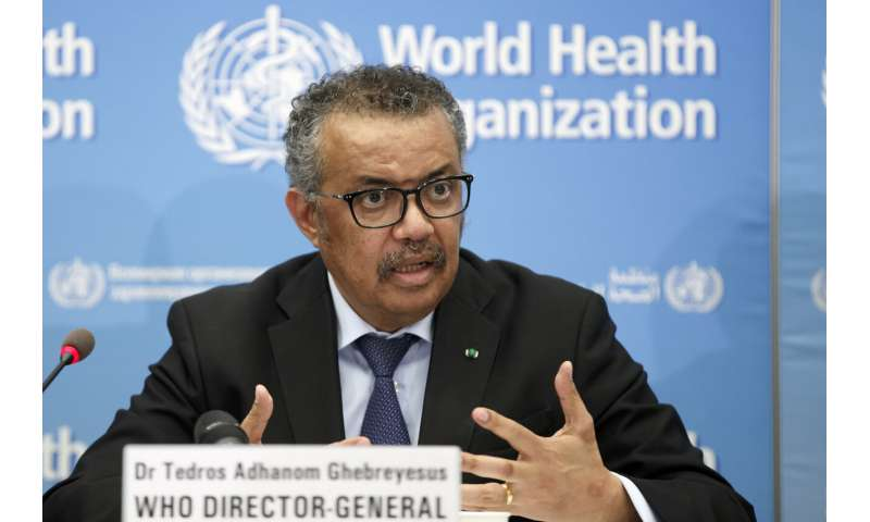 EU calls for independent probe of WHO's pandemic response