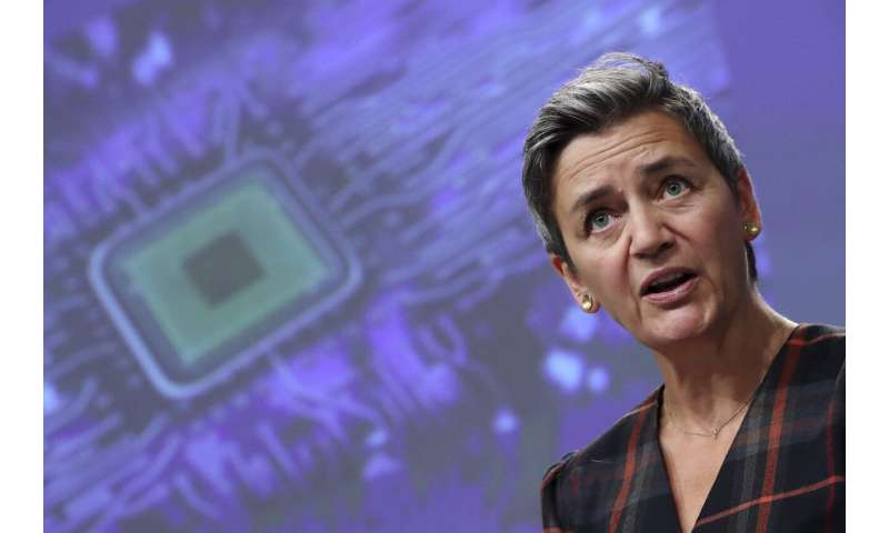 EU digital boss: New rules to curb big tech aim for fairness