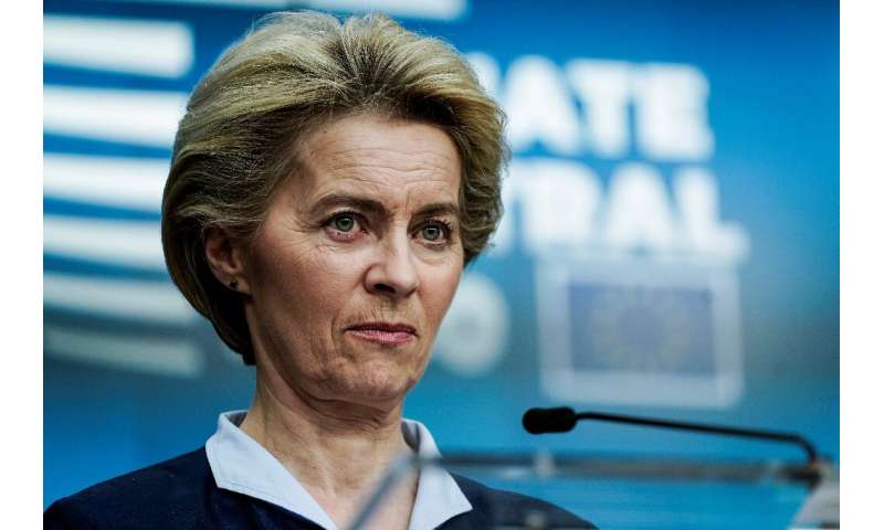 European Commission President Ursula von der Leyen has proposed a transition fund meant to bankroll the sort of deep changes nee