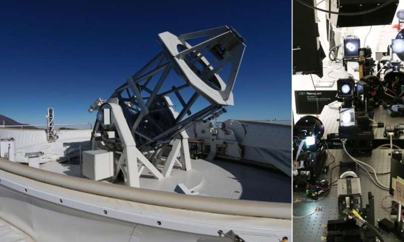 Europe's largest Solar Telescope GREGOR unveils magnetic details of the Sun