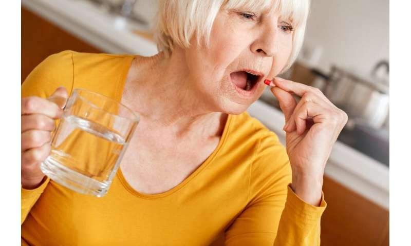Existing medicines could help improve immune function in vulnerable older adults
