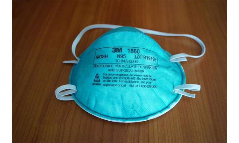 Experts teaming up to evaluate protocol for reuse of N95 masks