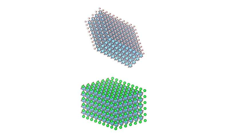 Exploring the 'dark side' of a single-crystal complex oxide thin film