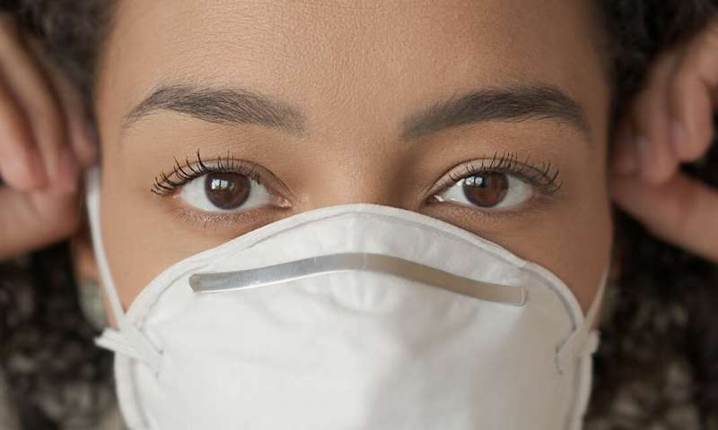 Face masks: why your eyes might be saying more than you realise