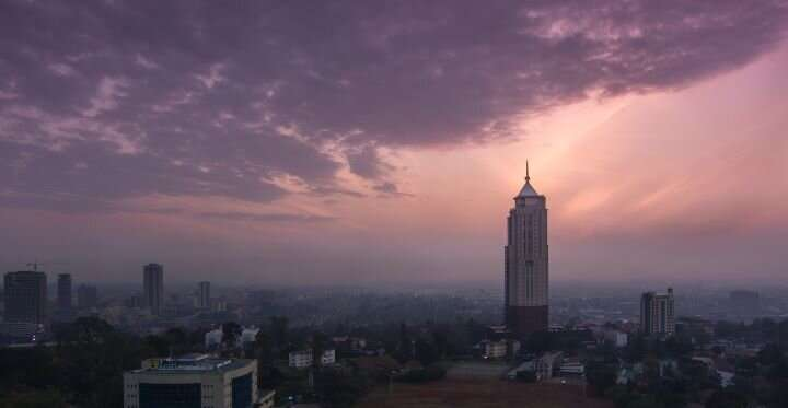 Falling visibility shows African cities suffering major air pollution increases