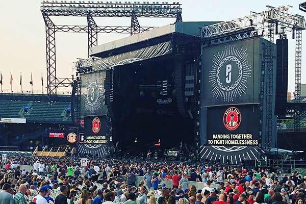 Fans arrive like butterflies: Pearl Jam concerts drive tourism, hotel demand