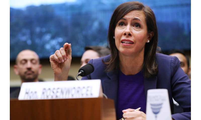Federal Communication Commission member Jessica Rosenworcel called for more efforts to bridge the &quotdigital divide&quot as