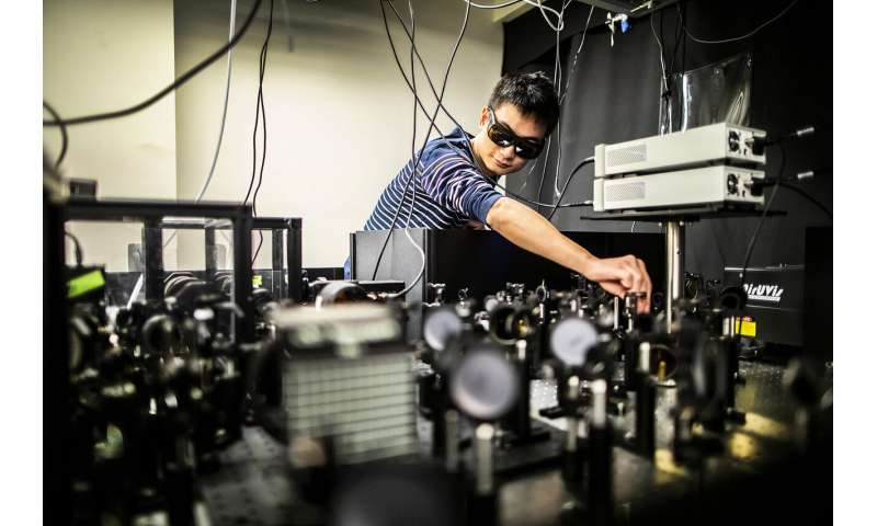 First-ever evidence of exotic particles in cobalt monosilicide