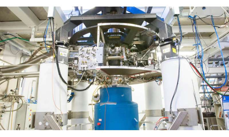 First ever observation of 'time crystals' interacting