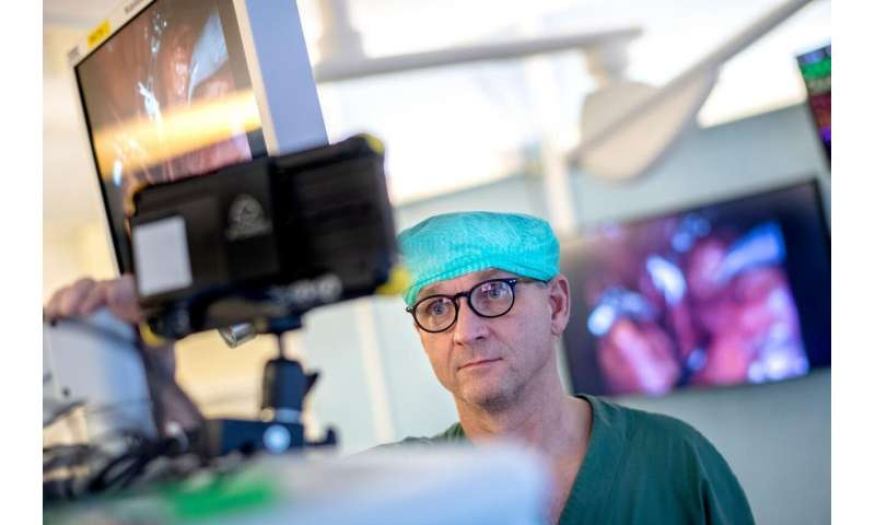 First Swedish transplant of uterus from deceased donor