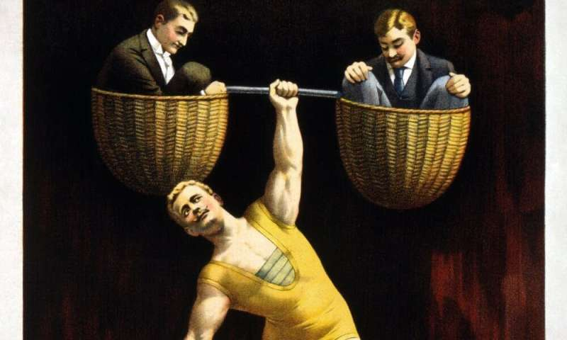 Fitness gurus and 'muscular Christianity': how Victorian Britain anticipated today's keep fit craze