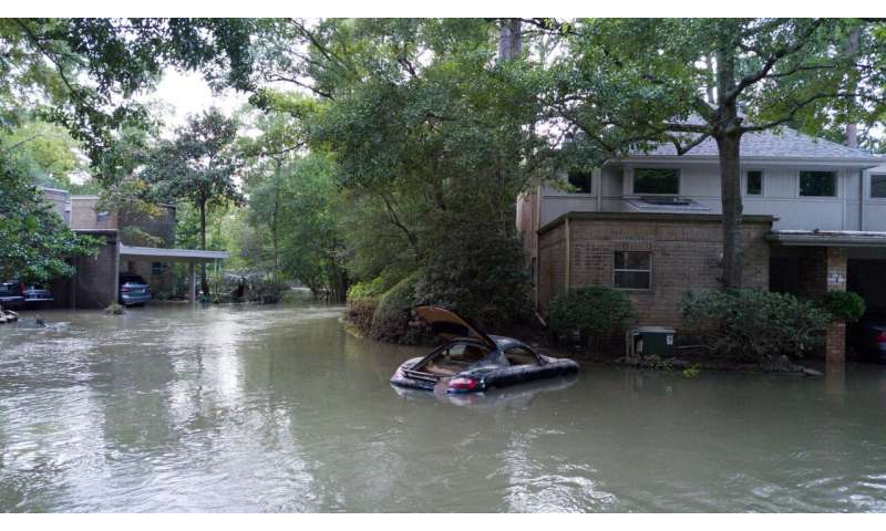 Flood buyouts disproportionately benefit whitest at-risk neighborhoods in cities