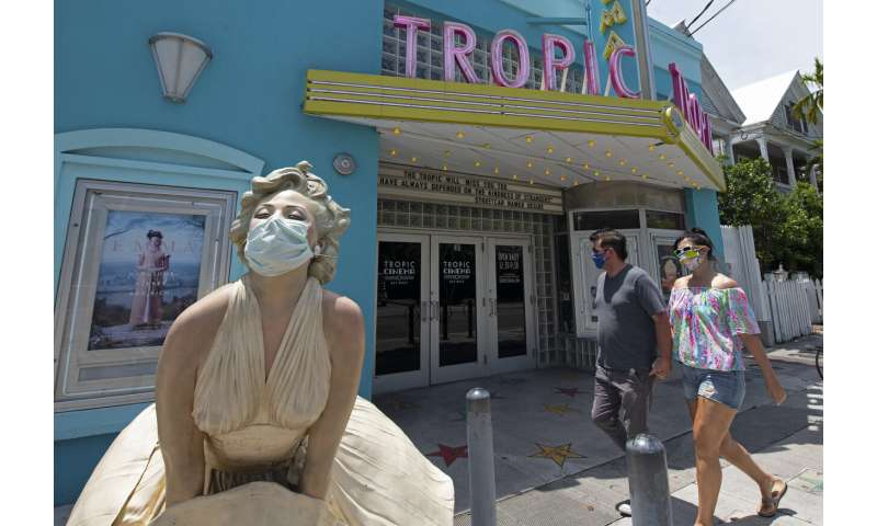 Florida Keys will reopen to visitors June 1 amid pandemic