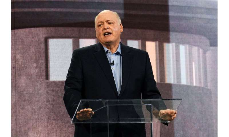 Ford is cutting staff ahead of the departure of Chief Executive Jim Hackett, who will step down in October