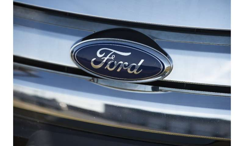 Ford said it has sanitized work stations at its Chicago plants after two workers contracted COVID-19