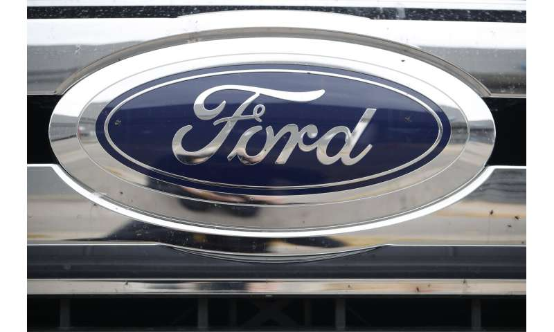 Ford's results not as grim as expected for virus-marred 2Q