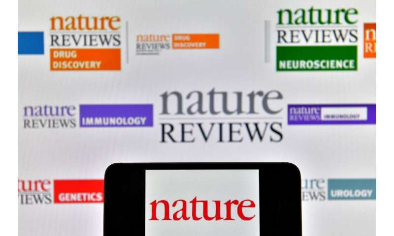 Founded in 1869, the Britain-based Nature is the world's most cited scientific journal