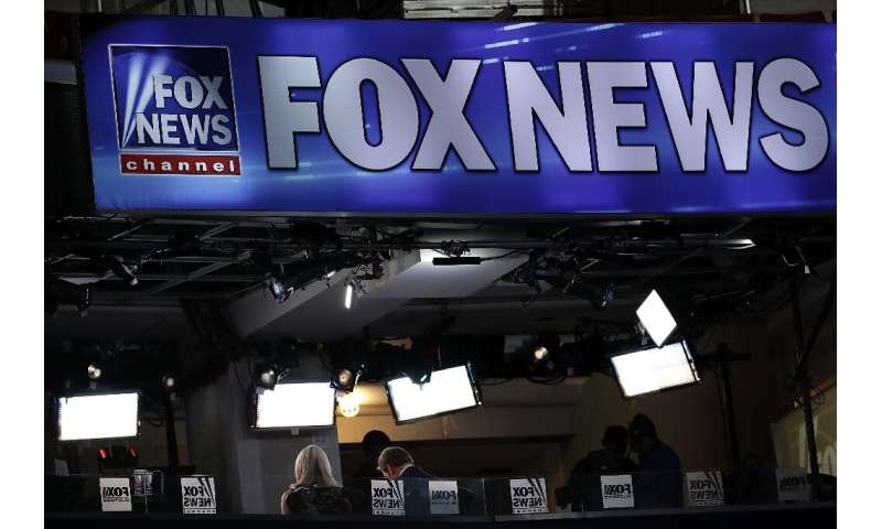 Fox News content will be available on a new streaming service that will reach 20 countries by the end of the year, according to
