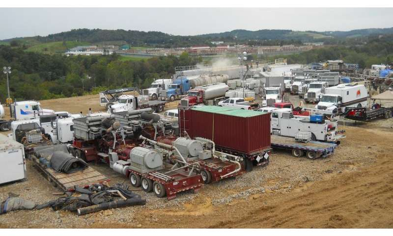 Fracking and earthquake risk