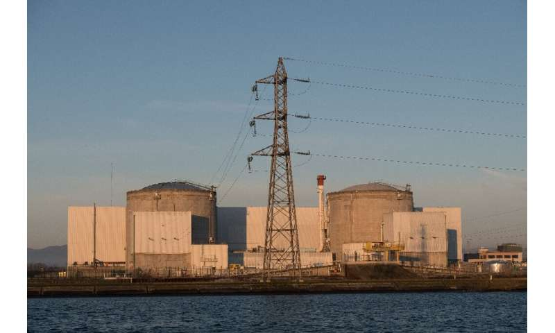 France is finally shutting the country's two oldest nuclear reactors, at the Fessenheim nuclear power plant in Alsace, nearly 10