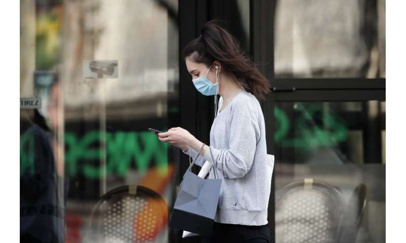 France's virus tracing app ready to go, parliament to vote