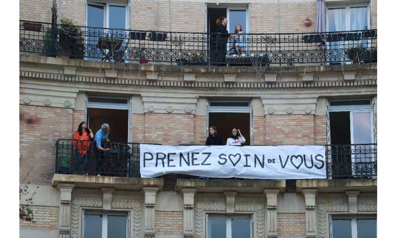 France will announce this week details of its de-confinement plans