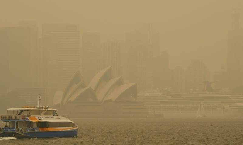 Frequent extreme bushfires are our new reality—we need to learn how to live with smoke-filled air