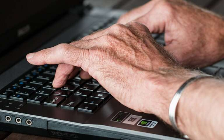 Frequent internet use improves mental health in older adults | UCL News - UCL – University College London