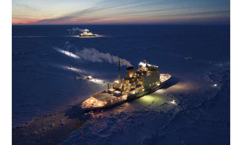 From Russia, with fruit: Arctic mission gets record resupply