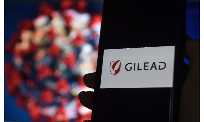 Gilead Chief Executive said in a statement Saturday that if the drug was approved, 'we will work to ensure affordability and acc