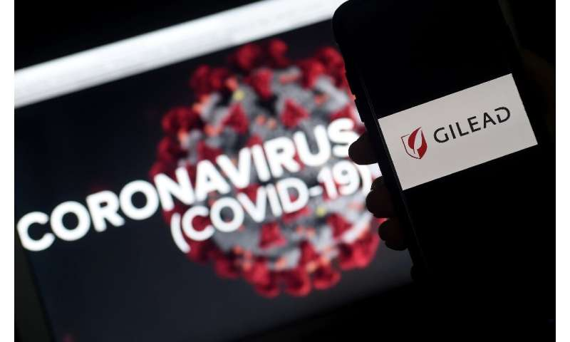 Gilead reported a jump in third-quarter sales in part due to nearly $900 million in revenues from Remdesivir, a treatment for Co