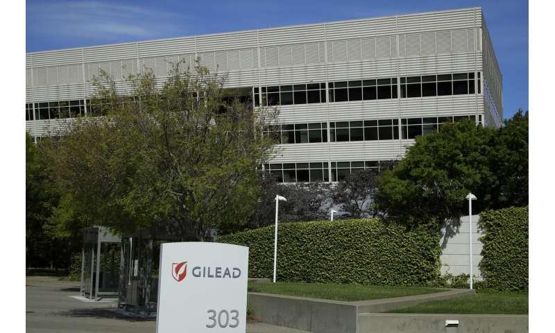 Gilead's $2,340 price for coronavirus drug draws criticism