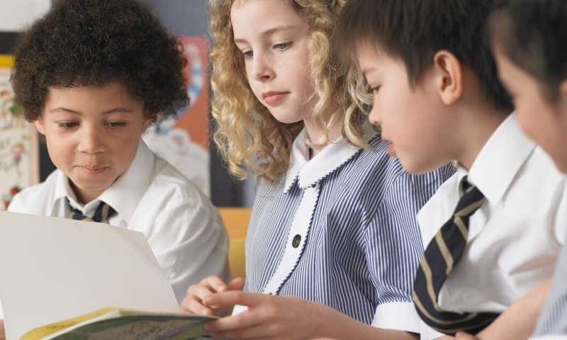 Girls consistently outperform boys in reading skills – but could this be changing?