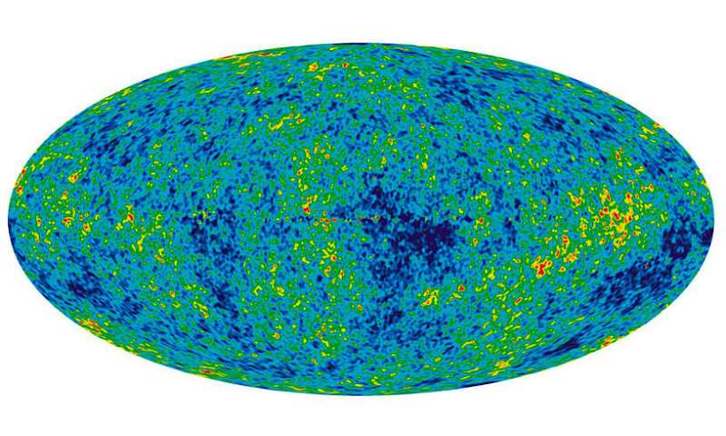 Gravity causes homogeneity of the universe