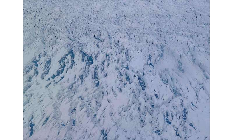 Greenland shed ice at unprecedented rate in 2019; Antarctica continues to lose mass