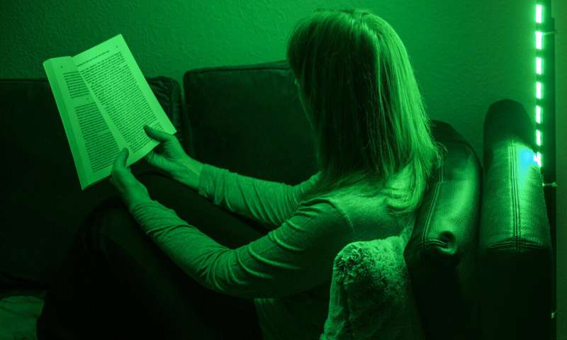 Green light therapy shown to reduce migraine frequency, intensity