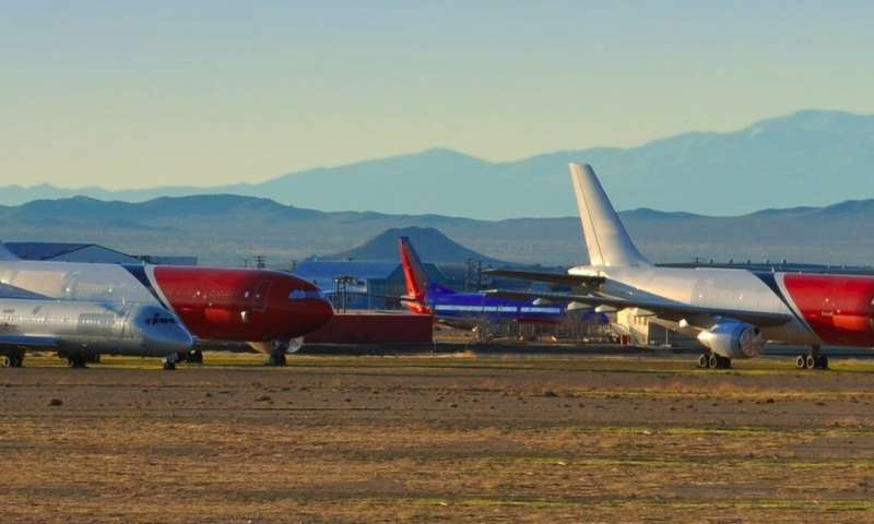 Grounded aircraft could make weather forecasts less reliable