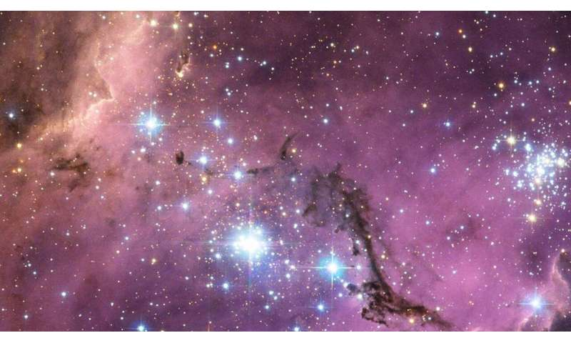 'Groupie' galaxies orbiting Milky Way tell us about dark matter, how galaxy formed