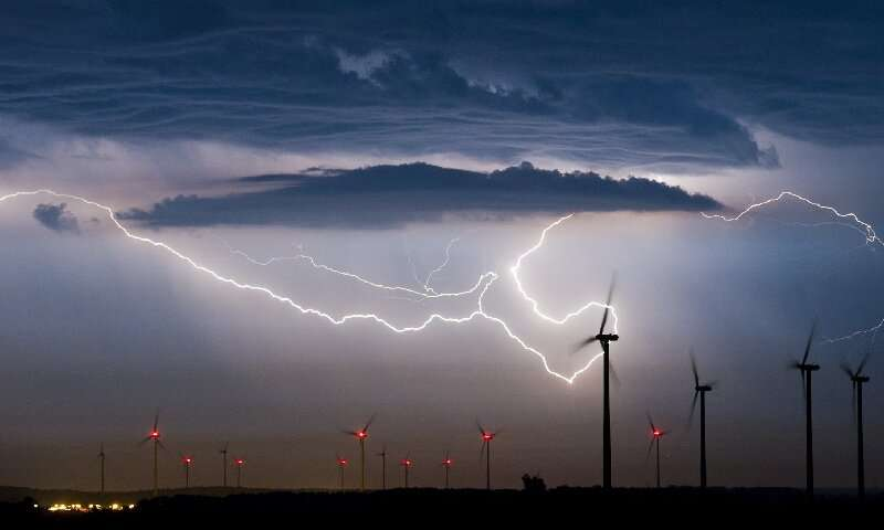 Growth in renewable power from wind turbines and solar PV cells has continued apace despite the coronavirus pandemic