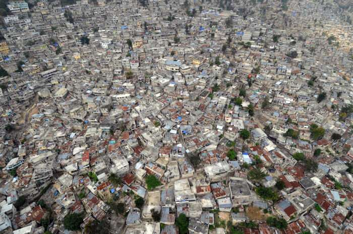 Haiti 'still in crisis' 10 years after earthquake