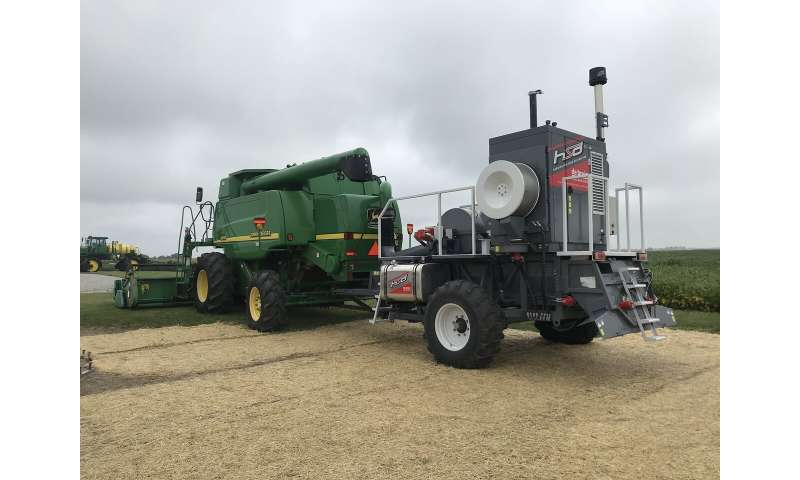 Harrington Seed Destructor kills nearly 100 percent of US agronomic weed seeds in lab study