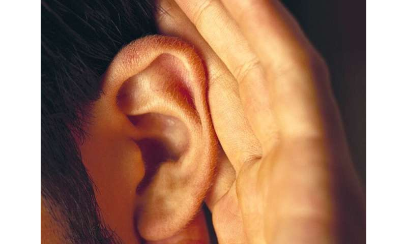 Hearing loss linked to postural instability in older adults