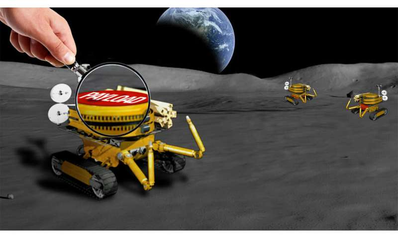 Help pave the way for Artemis: send NASA your mini moon payload designs